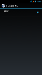 Wiko Stairway - Internet - Configurar Internet - Paso 10