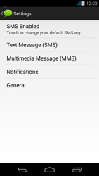 Acer Liquid Z500 - SMS - Manual configuration - Step 6