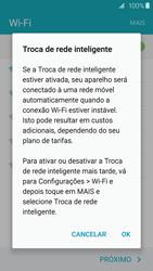 Samsung Galaxy S6 - Primeiros passos - Como ativar seu aparelho - Etapa 3
