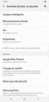 Samsung Galaxy S9 Plus - Android Pie - Appareil - configurer Localiser mon appareil - Étape 5