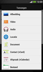 HTC Desire 500 - E-mail - E-mail versturen - Stap 11