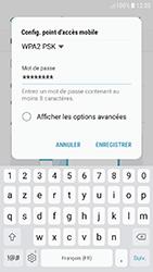 Samsung Galaxy J5 (2017) - Internet et connexion - Partager votre connexion en Wi-Fi - Étape 10