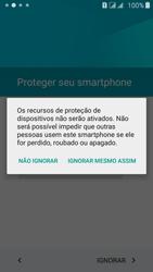 Samsung Galaxy J5 - Primeiros passos - Como ativar seu aparelho - Etapa 13