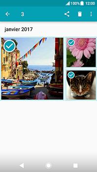 Sony Xperia XA2 Ultra - Photos, vidéos, musique - Envoyer une photo via Bluetooth - Étape 11