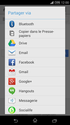 Sony Xperia T3 - Internet - Navigation sur internet - Étape 20