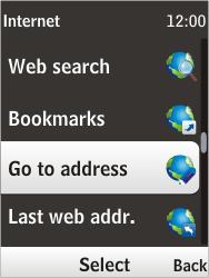 Nokia 6303i classic - Internet - Internet browsing - Step 3