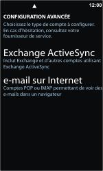 Nokia Lumia 800 - E-mail - Configuration manuelle - Étape 8