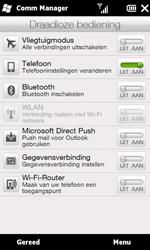HTC T8585 HD II - Internet - handmatig instellen - Stap 5