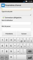 Alcatel OT-7041X Pop C7 - E-mail - Configuration manuelle - Étape 17