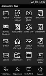 LG P940 PRADA phone by LG - E-mail - Configurer l