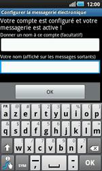 Samsung I5800 Galaxy Apollo - E-mail - Configuration manuelle - Étape 11