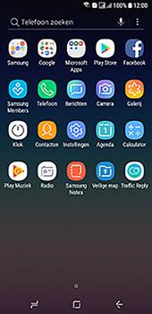 Samsung Galaxy A6 - Bellen - bellen via wifi (VoWifi) - Stap 3