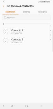 Samsung Galaxy Note 8 - Chamadas - Como bloquear chamadas de um número -  8