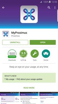 Samsung Galaxy S6 edge+ - Applications - MyProximus - Step 9