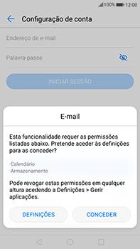 Huawei Mate 9 - Email - Configurar a conta de Email -  6