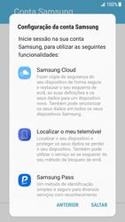 Samsung Galaxy S7 - Android Nougat - Primeiros passos - Como ligar o telemóvel pela primeira vez -  16