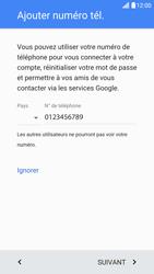 LG G5 - Premiers pas - Créer un compte - Étape 18