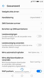 Huawei P9 Lite - Android Nougat - MMS - probleem met ontvangen - Stap 9