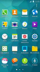 Samsung G900F Galaxy S5 - WiFi - Conectarse a una red WiFi - Paso 3