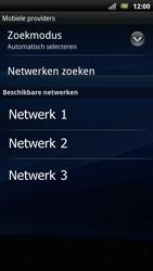 Sony Ericsson Xperia Arc S - Netwerk - gebruik in het buitenland - Stap 10