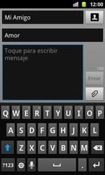 Samsung I8160 Galaxy Ace II - Mensajería - Escribir y enviar un mensaje multimedia - Paso 10