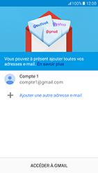 Samsung Galaxy A5 (2017) (A520) - E-mails - Ajouter ou modifier votre compte Gmail - Étape 15