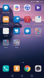 Huawei P9 Lite - Android Nougat - SMS - Como configurar o centro de mensagens -  3