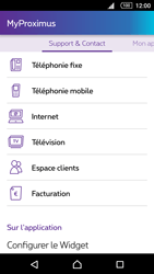 Sony E6653 Xperia Z5 - Applications - MyProximus - Étape 24