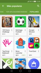 Huawei P9 Lite - Aplicaciones - Descargar aplicaciones - Paso 13
