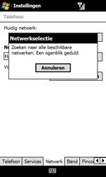 HTC T7373 Touch Pro II - Buitenland - Bellen, sms en internet - Stap 10