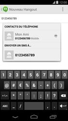 LG D821 Google Nexus 5 - MMS - envoi d'images - Étape 5