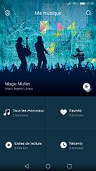 Honor 6A - Photos, vidéos, musique - Ecouter de la musique - Étape 4