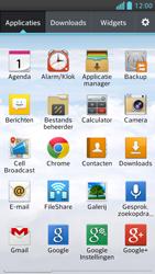 LG P875 Optimus F5 - Contacten en data - Contacten kopiëren van SIM naar toestel - Stap 3