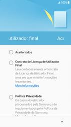 Samsung Galaxy S7 - Android Nougat - Primeiros passos - Como ligar o telemóvel pela primeira vez -  6