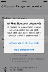 Apple iPhone 4S - Internet et connexion - Utiliser le mode modem par USB - Étape 7