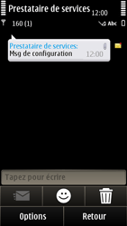 Nokia E7-00 - Internet - configuration automatique - Étape 5