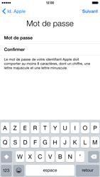 Apple iPhone 6 iOS 8 - Premiers pas - Créer un compte - Étape 21