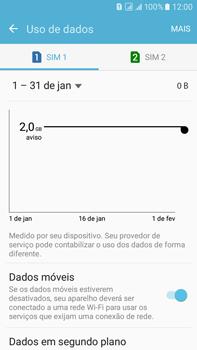 Samsung Galaxy On 7 - Internet (APN) - Como configurar a internet do seu aparelho (APN Nextel) - Etapa 5