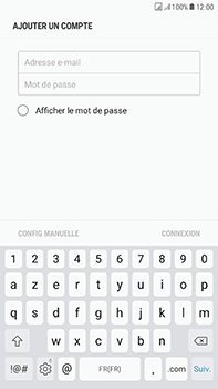 Samsung Galaxy J7 (2017) - E-mail - Configuration manuelle (yahoo) - Étape 6