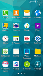 Samsung Galaxy S5 mini - Internet - Internet browsing - Step 2