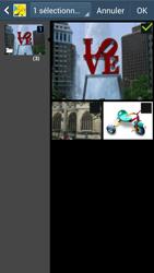 Samsung I9505 Galaxy S IV LTE - MMS - envoi d'images - Étape 18