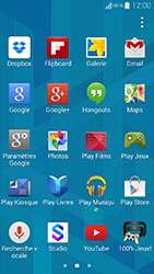Samsung Galaxy Alpha - Photos, vidéos, musique - Envoyer une photo via Bluetooth - Étape 3