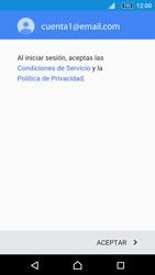 Sony Xperia M5 (E5603) - E-mail - Configurar Gmail - Paso 13