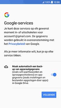 HTC U11 - E-mail - handmatig instellen (gmail) - Stap 12