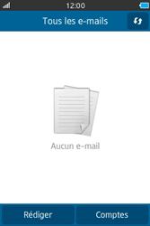 Samsung Wave M - E-mails - Envoyer un e-mail - Étape 16