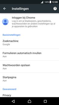 Sony Xperia Z5 Premium - Android Nougat - Internet - handmatig instellen - Stap 26