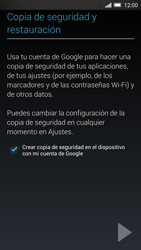 HTC One M8 - E-mail - Configurar Gmail - Paso 13