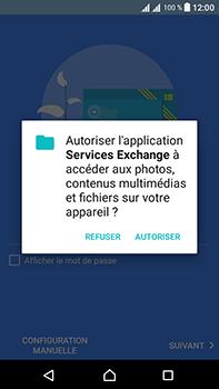 Sony Xperia L1 - E-mails - Ajouter ou modifier votre compte Outlook - Étape 11