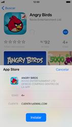 Apple iPhone 6 - iOS 11 - Aplicaciones - Descargar aplicaciones - Paso 13