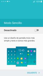 Samsung Galaxy A3 (2016) - Primeros pasos - Activar el equipo - Paso 16
